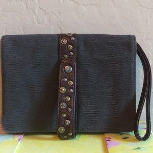 Dark grey Volcom wallet